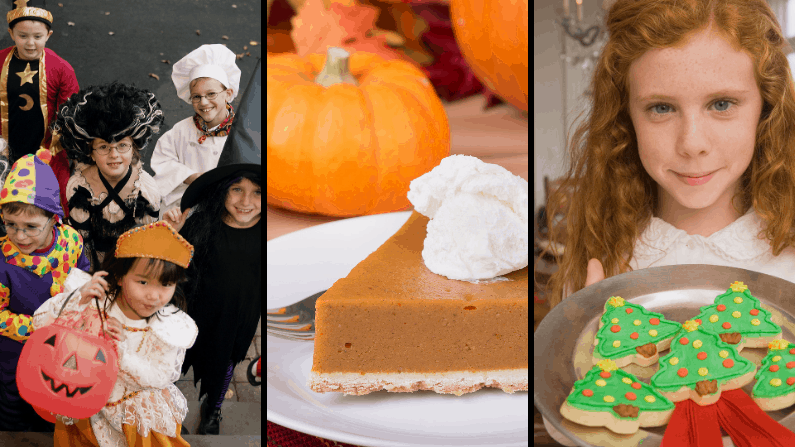 10 Ways to Enjoy Holiday Treats AND Stay On Track!